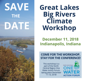 Great Lakes Big Rivers Climate Workshop