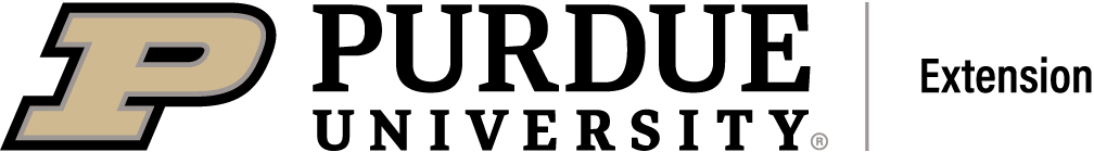 Purdue University Extension logo